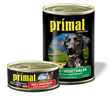 Primal Canned Food